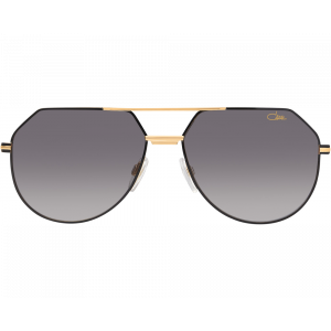 Cazal Legends 724/3 Black/Gold Gray Gradient