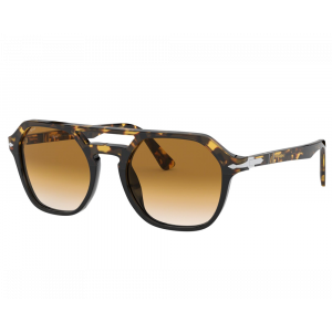 Persol 3206S New style Terra Di Sienna Brown Tortoise Black Marron dégardé