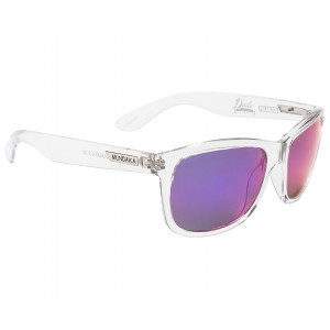 Mundaka Dude Clear Purple Revo Polarized