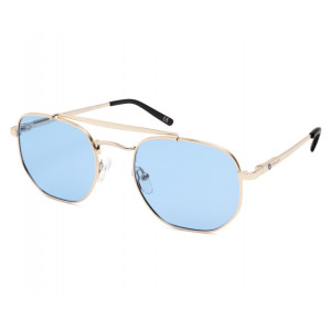 Polar Sunglasses model Slider Gold Light Blue Polarized