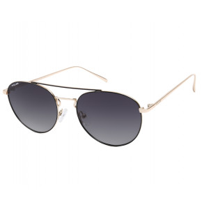 Polar Toledo 77 Shiny Gold Smoke Gradient Polarized