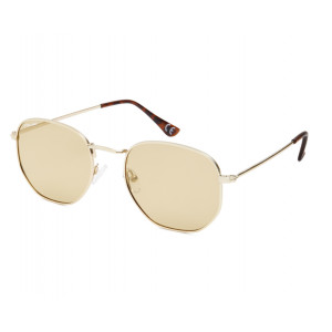 Polar Chicago 02/GOLD Shiny Gold Light Gold Flash Polarized