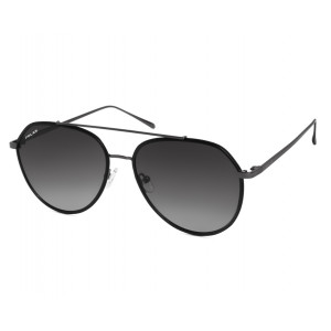 Polar Club 01 48 Black/Gun Smoke Gradient Polarized
