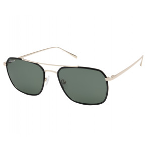 Polar Club 04 02/G Black/Gold Green Polarized