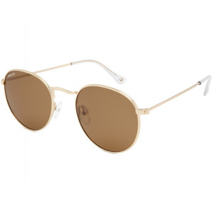 Polar Michigan 02/GOLD Gold Light Brown Polarized