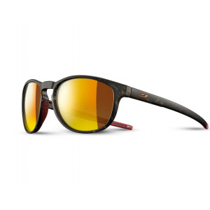 Julbo Elevate Ecaille Gris/Rouge Spectron 3 CF Jaune