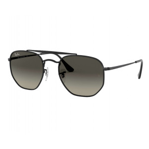 Ray-Ban The Marshal 3648 Noir Gris Dégradé