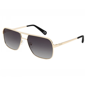 Polar Cooper 02/G Black/Gold Green Polarized