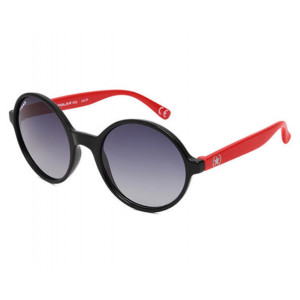 Polar Junior 5001 75 Noir/Rouge Smoke Dégradé Polarisé