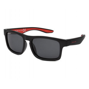 Polar Junior 5003 75 Noir/Rouge Smoke Polarisé