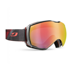 Julbo Aerospace Rouge/Gris Zebra Light Red