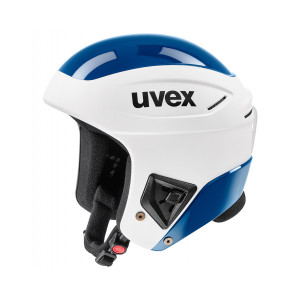Uvex Race + White/Blue
