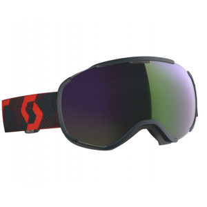 Scott Ski Goggles Faze II Blue/Red Green Chrome