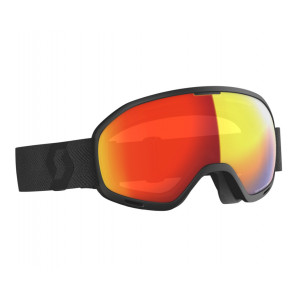Scott Unlimited II LS Black Red Chrome Photochromic
