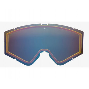 Electric Kleveland spare lens Yellow Blue Chrome