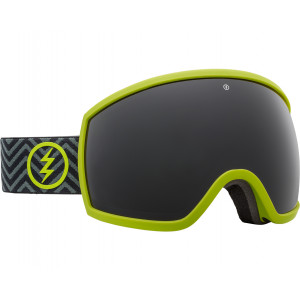 Electric OTG Ski Goggles EGG Herring Lime Jet Black