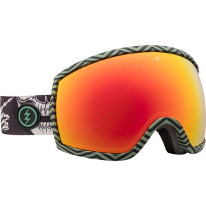 Electric OTG Ski Goggles EGG Torgier Gregg Brose/Red Chrome
