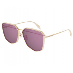 Alexander McQueen AM0136S Doré Violet Flash