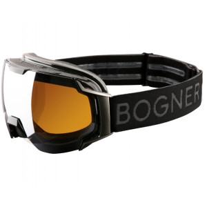 Bogner Just-B Black Silver Chrome