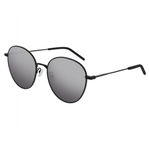 SAINT LAURENT SL 311 Black Silver Mirror