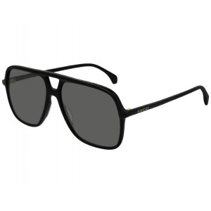 GUCCI GG0544S Black Grey Gradient