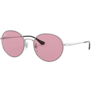 Ray-Ban RB3612 Team Wang X Silver Pink Classic