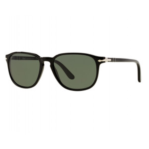 Persol 3019S Black Grey Green Polarized