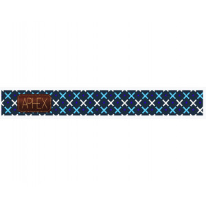 Aphex Strap Blue Cross