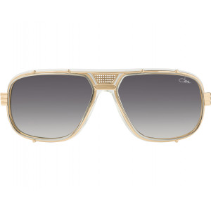 Cazal Legends 665 Crystal/Gold Gray Gradient