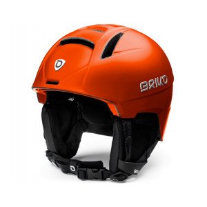 Briko Canyon Matte Orange Fl Black