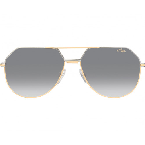 Cazal Legends 724/3 Gold/Silver Gray Gradient