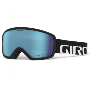 Giro Masque de ski Ringo Black Wordmark Vivid Royal