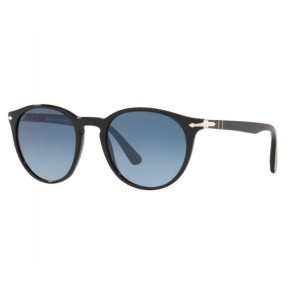 Persol 3152S Shiny Black Blue Gradient
