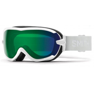 Smith Virtue White/Green Sol-X Mirror