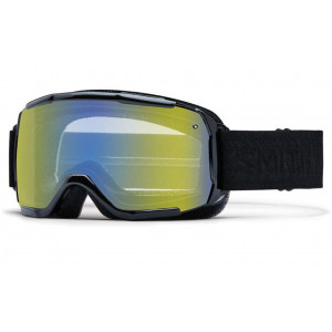 Smith Masque de ski Showcase OTG Black Lux Yellow Sensor