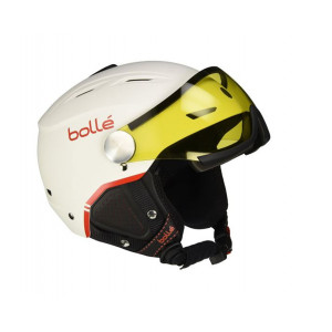 Bolle Backline Visor Premium White/Red 2 visors