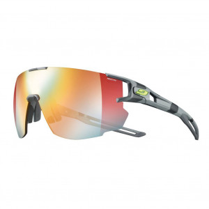 Julbo Aerospeed Camo Gris/Jaune Reactiv Performance 1-3