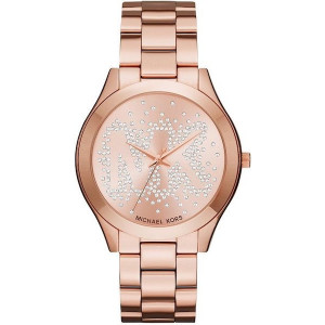 Montre femme MICHAEL KORS MK3591 SLIM RUNWAY Or Rose