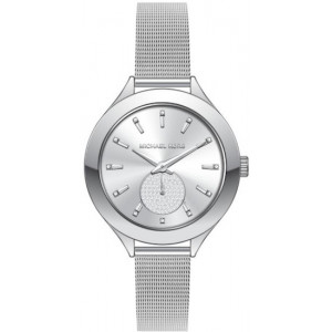 Women's watch MICHAEL KORS MK3919 SLIM RUNWAY Silver