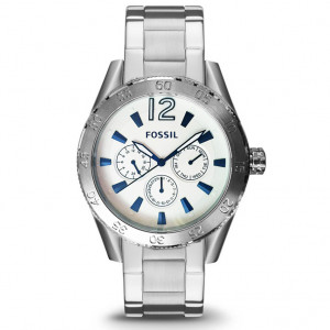FOSSIL WATCHES Mod. BQ2105 Stainless Steel