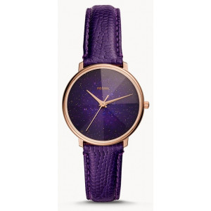 FOSSIL Mod. PRISMATIC GALAXY Purple Leather