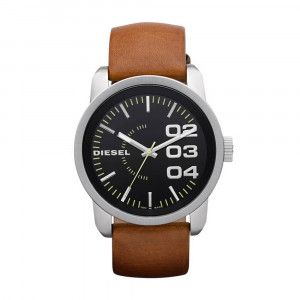 DIESEL Mod. DOUBLE DOWN Brown Leather