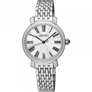 SEIKO Mod. CLASSIC Silver Stainless Steel