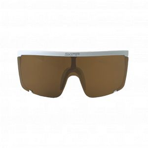Skimp Sunglasses The White Golden Mask