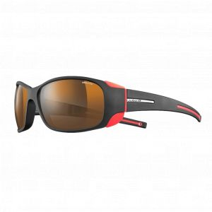 Julbo Montebianco Black/Orange Reactiv High Mountain 2-4