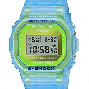 Casio G-Shock DW-5600LS-2ER Color Skeleton - 2020