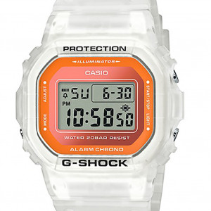 Casio G-Shock DW-5600LS-7ER Color Skeleton