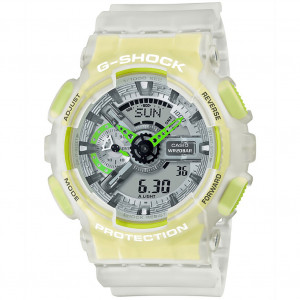 Casio G-Shock GA-110LS-7AER Color Skeleton