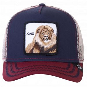 Goorin Bros Trucker Baseball King Blue/Red