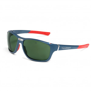 Vuarnet Racing 1928 Large Bleu/Rouge Grey Polar
